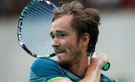 Теннисист Медведев прокомментировал победу надРублевым