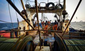 Рыбаки захотели выйти за «линию Шеварднадзе — Бейкера»
