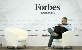 Издатель Forbes решил подать иск к «Сафмару»