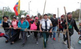 Семь стран заподозрили Мадуро в дестабилизации эквадорской демократии