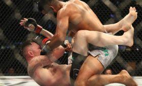 Боец UFCрешил опротестовать собственную победу
