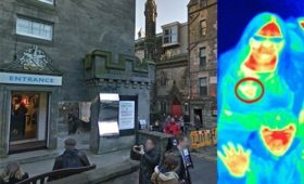 Тепловизор в музее случайно диагностировал рак молочной железы на ранней стадии у туристки