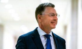 Украинские СМИ назвали возможного преемника Волкера