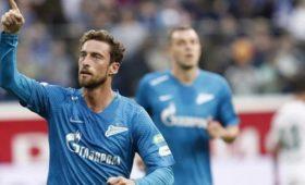 Экс-футболист «Зенита» Маркизио объявил озавершении карьеры