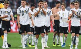 Сборные Германии иАргентины сыграли вничью
