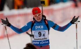 Российская биатлонистка перешла всборную Словении