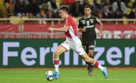 Сочный удар Головина принёс победу «Монако»