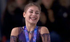 Золотую медаль Косторной отдали американке