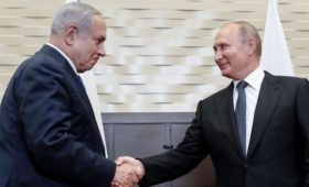 Bloomberg узнал о нежелании Путина делать «подарок» Нетаньяху