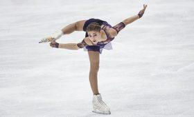 Фигуристка Косторная побила мировой рекорд Кихиры вкороткой программе