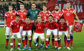 Сборная Россия сыграет сДанией наЕвро-2020 вКопенгагене