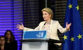 Будущая глава Еврокомиссии посоветовала ЕС выучить «язык силы»