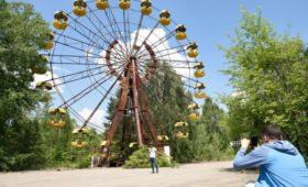 Украина заявила о туристическом буме в Чернобыле из-за сериала HBO