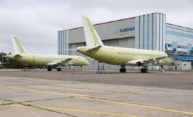 Производитель Superjet 100 не смог выполнить годовой план продаж
