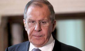 Лавров пообещал запустить «Северный поток-2» независимо от санкций США