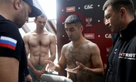 Боксёр Алоян рассказал опланах отобраться натретью Олимпиаду