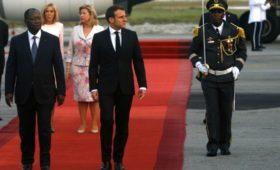Макрон назвал колониализм серьезной ошибкой Франции