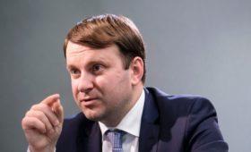 Орешкин заявил о «потерянном полугодии» для потребления в России