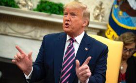 Трамп признал наступательный характер космических войск США