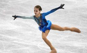 Хореограф Трусовой оценил риск исполнения четверных прыжков