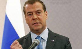 Медведев прокомментировал «допинговый скандал»