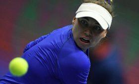 Теннисистка Звонарева снялась сAustralian Open