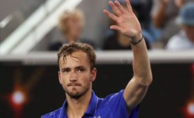 Медведев вышел втретий круг Australian Open