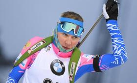 Российская биатлонистка пожаловалась назлой русский народ