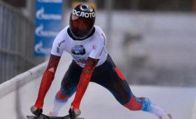 Скелетонист Третьяков выиграл этап Кубка мира вЛа-Плане