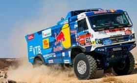 Шибалов выиграл первый этап «Дакара» взачёте грузовиков
