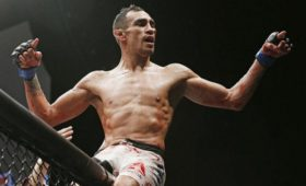 Боец UFCспародировал нестандартные тренировки Фергюсона