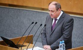 Путин сменил замглавы ФСО
