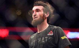 Источник: Магомедшарипов выступит натурнире UFC249