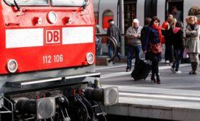 Киев на 10 лет передаст управление железными дорогами Германии