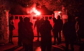 СМИ: фанаты «Манчестер Юнайтед» напали надомвице-президента клуба