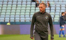 Роман Березовский покинул пост тренера футбольного клуба «Сочи»