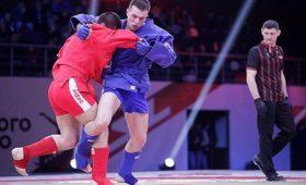 Путин приехал напервый чемпионат Лиги боевого самбо вСочи