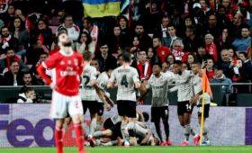 Португалия осталась безеврокубков. Вфеерическом матче «Шахтёр» выбил «Бенфику» изЛЕ