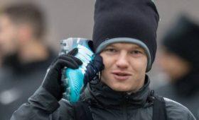 Шатов останется в«Зените» доконца сезона