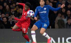 «Бавария» разгромила «Челси» вматче Лиги чемпионов