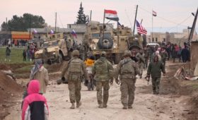 Российский генерал раскрыл подробности стычки солдат США с сирийцами