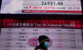 СМИ узнали о планах 300 компаний из Китая занять $8,2 млрд из-за вируса