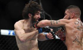 Боец UFCМагомедшарипов будет драться наодном турнире сХабибом