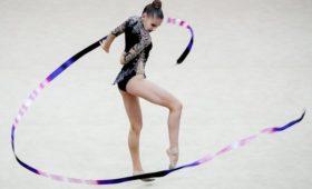 ЧЕпохудожественной гимнастике пройдет вМоскве в2023 году