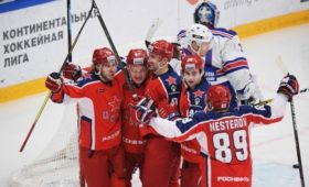 Шипачёв выиграл гонку бомбардиров вгладком сезоне КХЛ