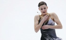 Фигуристка Гулякова завоевала золото Финала Кубка России