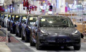 Капитализация Tesla достигла рекордных $140 млрд
