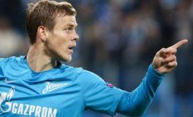 Кокорин раскрыл подробности контракта с«Зенитом»