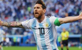 Инсинье: «Лучше Месси только Марадона»