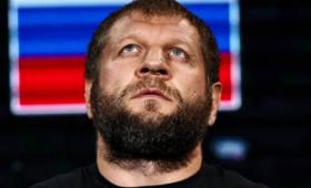 Емельяненко сравнил себя сщенком